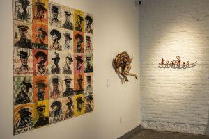 Brewhouse Gallery: Dialogue with Fiberart International 2019 Artists @ Brew House Association