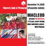 Kristie Macleod lecture announcement
