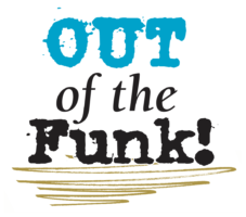 Out of the Funk exhibition @ Irma Freeman Center for Imagination