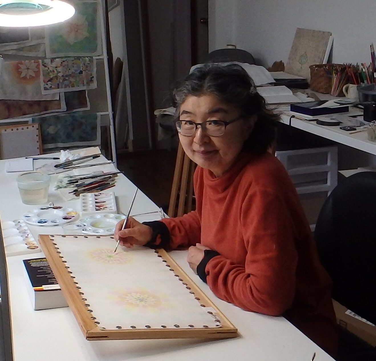 Lecture with Fuyuko Matsubara @ Online